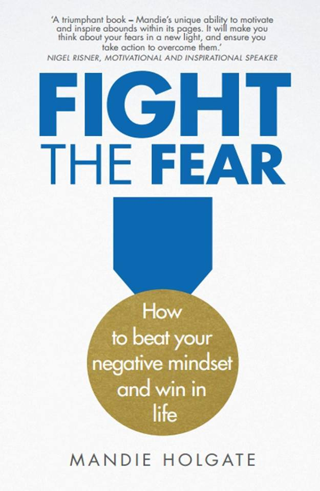 fight the fear mandie holgate