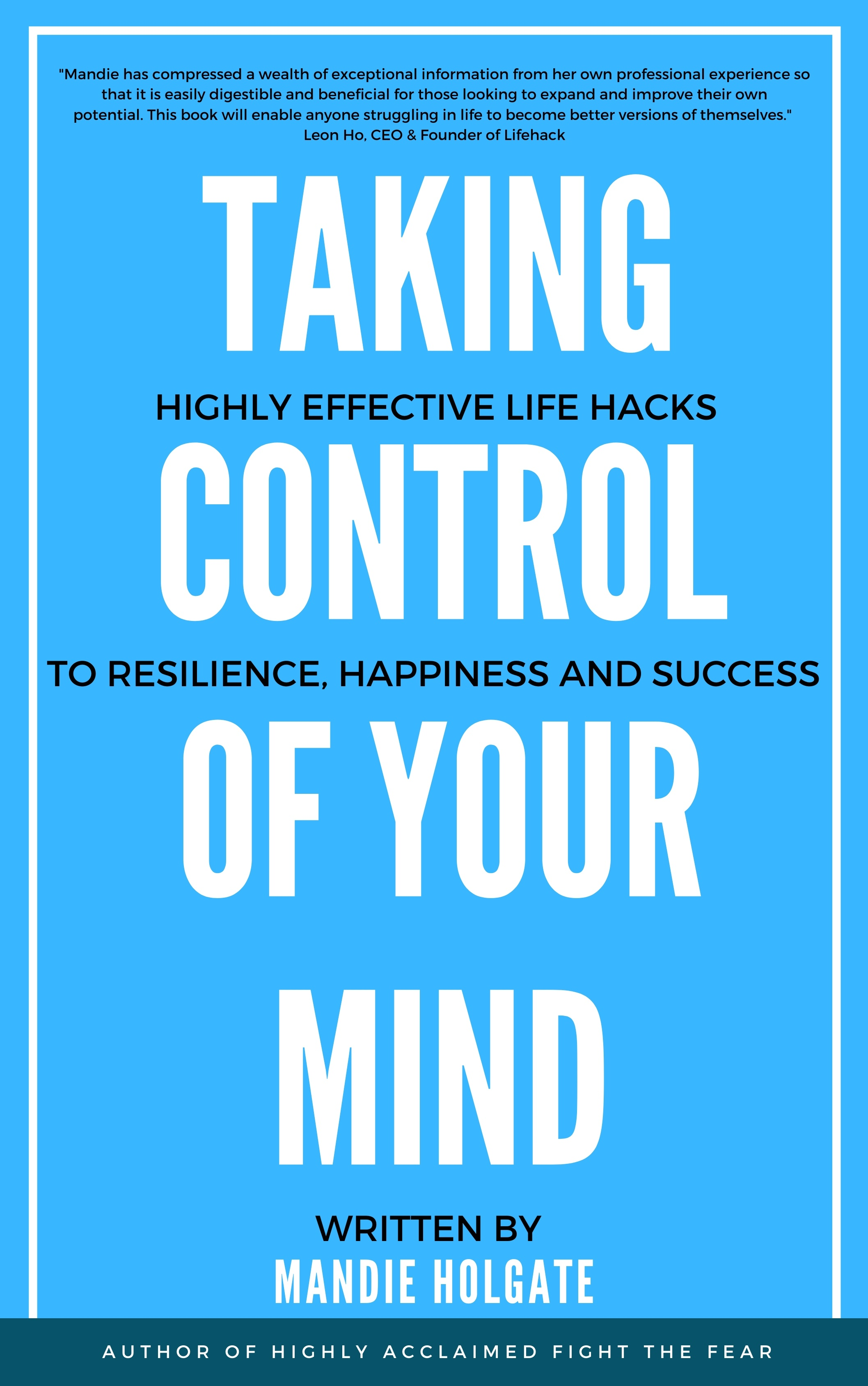 taking control of your mind