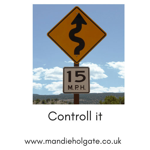 how to control the uncontrollable