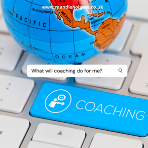A coaching clients story...